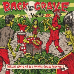 Back from the Grave - Vol. 10 (Gatefold LP)