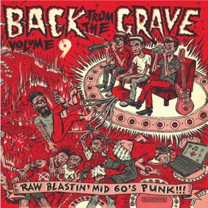 Back from the Grave - Vol. 9 (Gatefold LP)