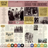 The LAST Of The Garage Punk Unknowns Volume 6 (Gatefold LP)