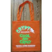 CRYPT Shopping Bag (green)