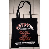CRYPT Shopping Bag (dark navy)