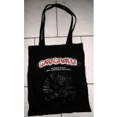 GARAGEVILLE Shopping Bag (black on black and limited)