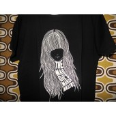 MAGGIE'S MARSHMALLOWS / black shirt - M