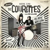The Courettes - Here Are The Courettes - 10""