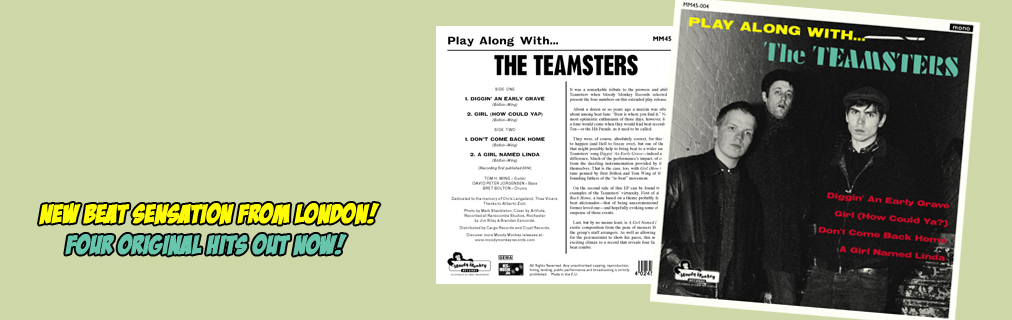Play along... with THE TEAMSTERS!