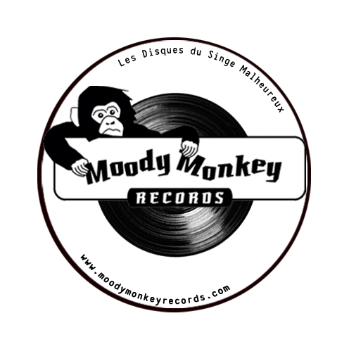 Get a Moody Monkey button for 1 € only