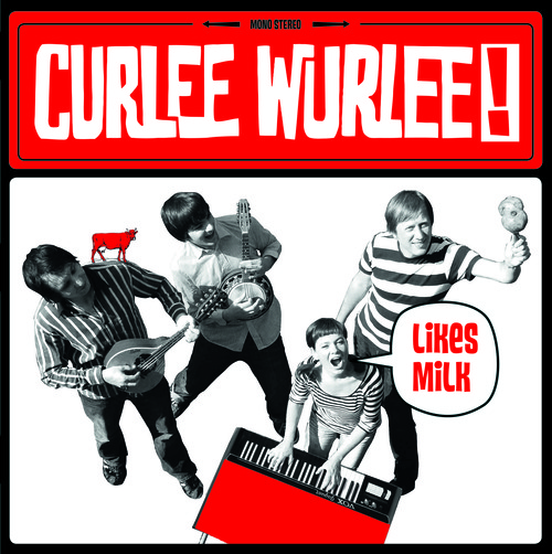 CURLEE WURLEE! likes milk