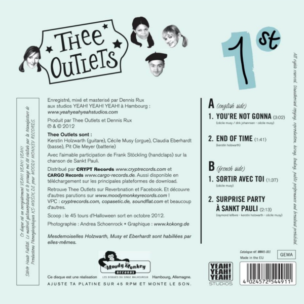"Thee Outlets - ""1st"""