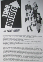 Outlets interview
